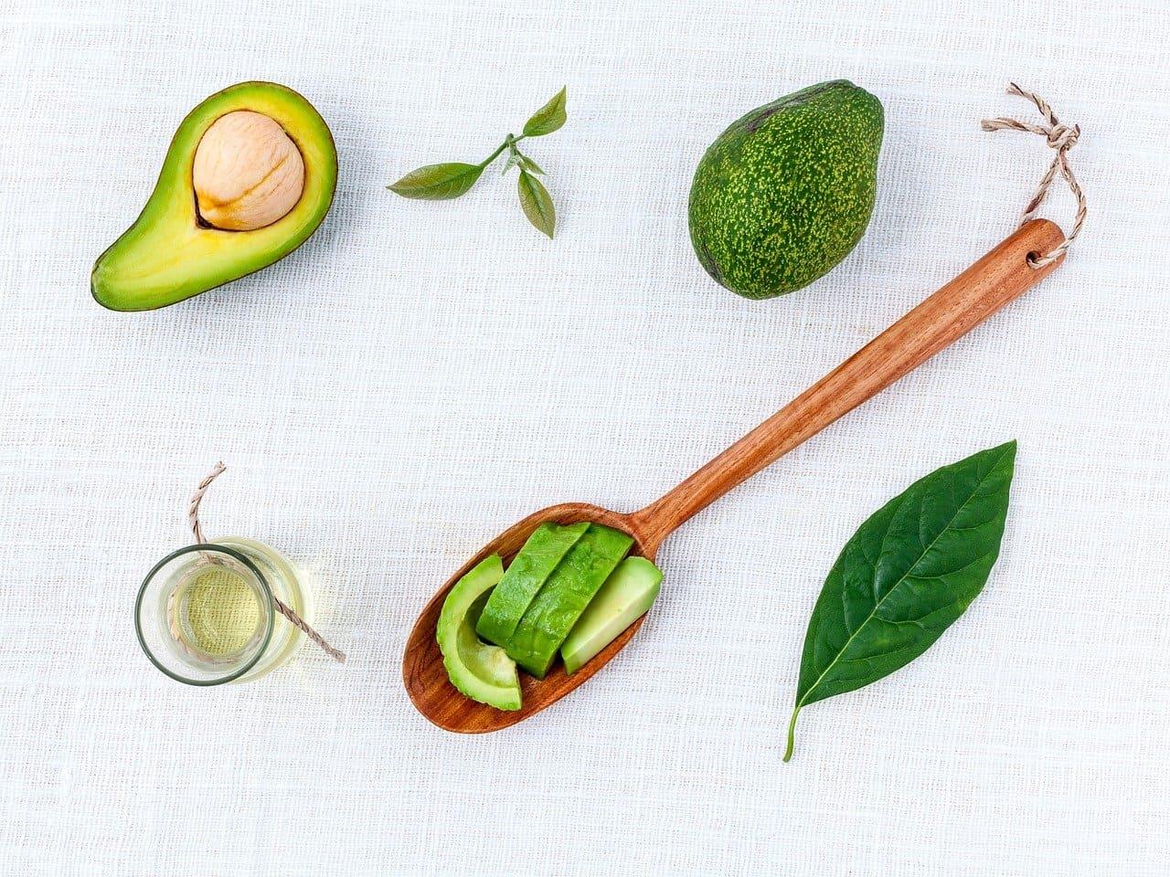 Aceite esencial de semilla de aguacate
